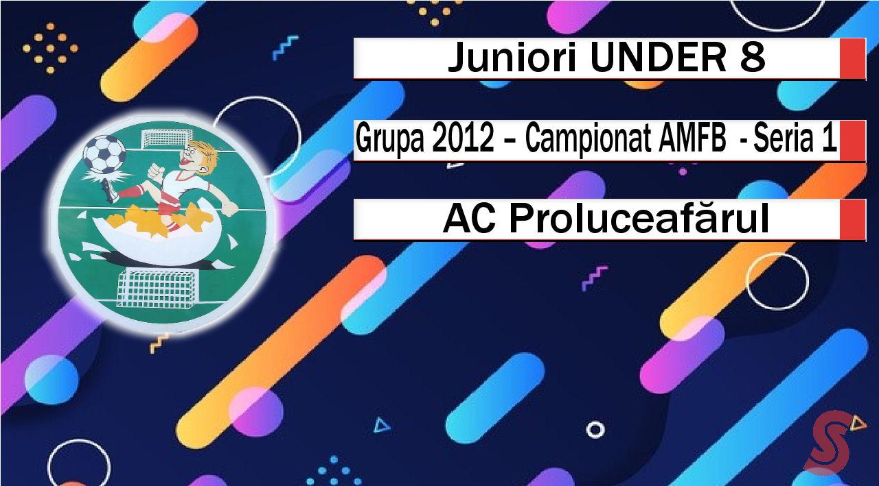 AC Proluceafărul – Juniori U8 – Un debut optimist și dinamic!