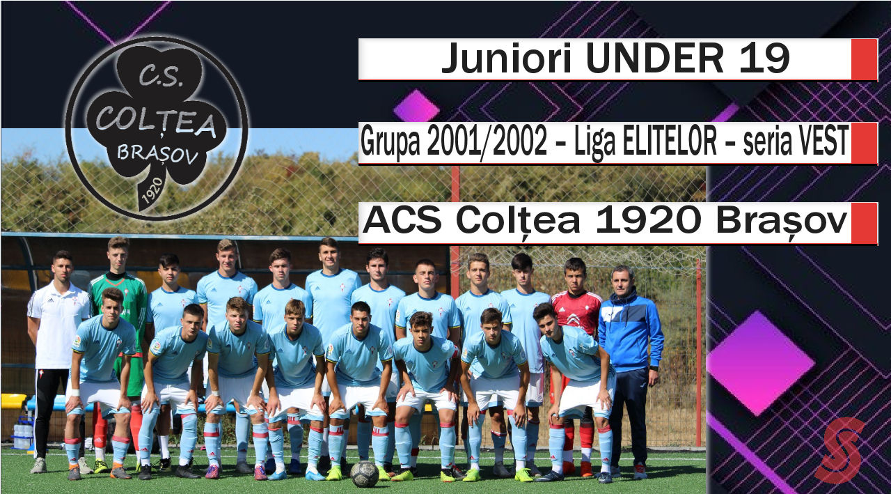 ACS Colțea 1920 Brașov – Juniori U19 – Puține reușite, în ritm constant!