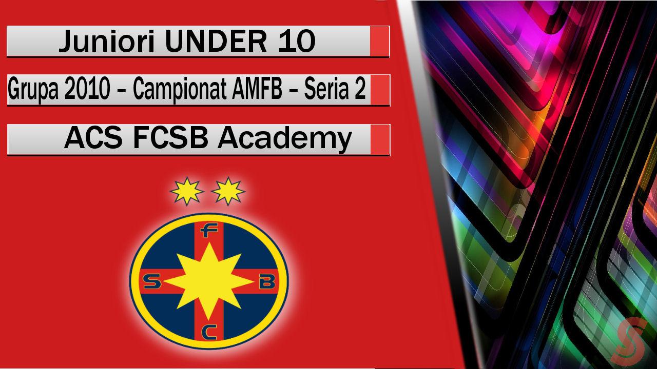 ACS FCSB Academy – Juniori U10 – Frumoasa surpriză a unor puști minunați!