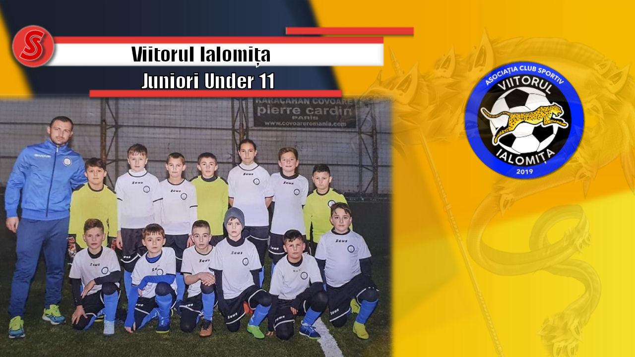 Cronicile Sfinxului (12) – Viitorul Ialomița, Juniori U11