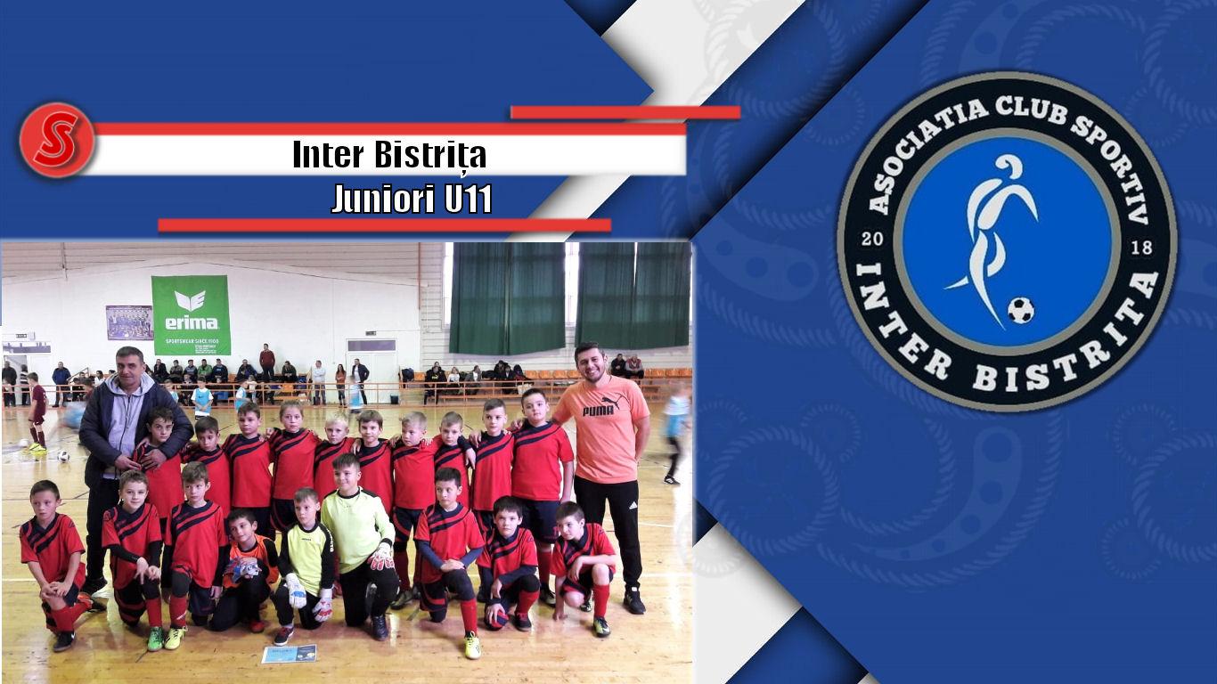 Cronicile Sfinxului (22) – Inter Bistrița, Juniori U11