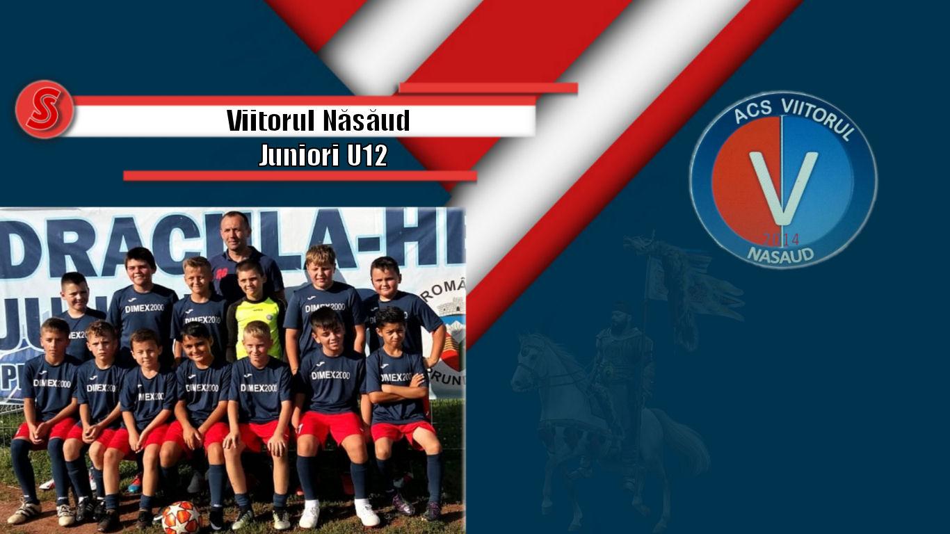 Cronicile Sfinxului (23) – Viitorul Năsăud, Juniori U12