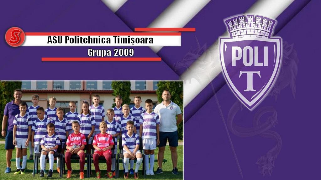 Cronicile Sfinxului (33) – ASU Politehnica Timișoara, grupa 2009