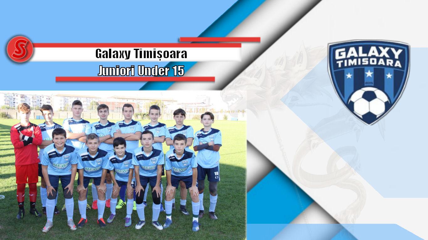 Cronicile Sfinxului (39) – Galaxy Timișoara, Juniori Under 15