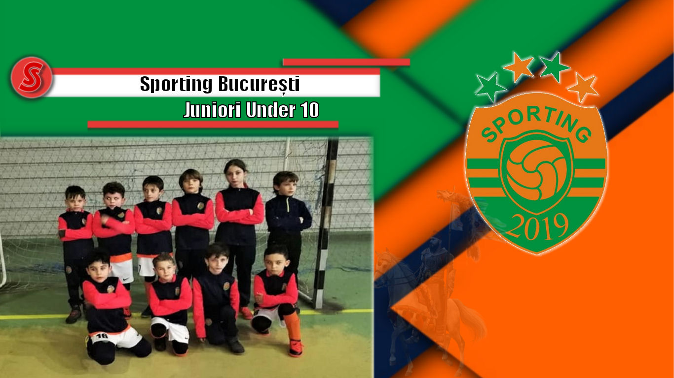 Cronicile Sfinxului (42) – Sporting București, Juniori Under 10