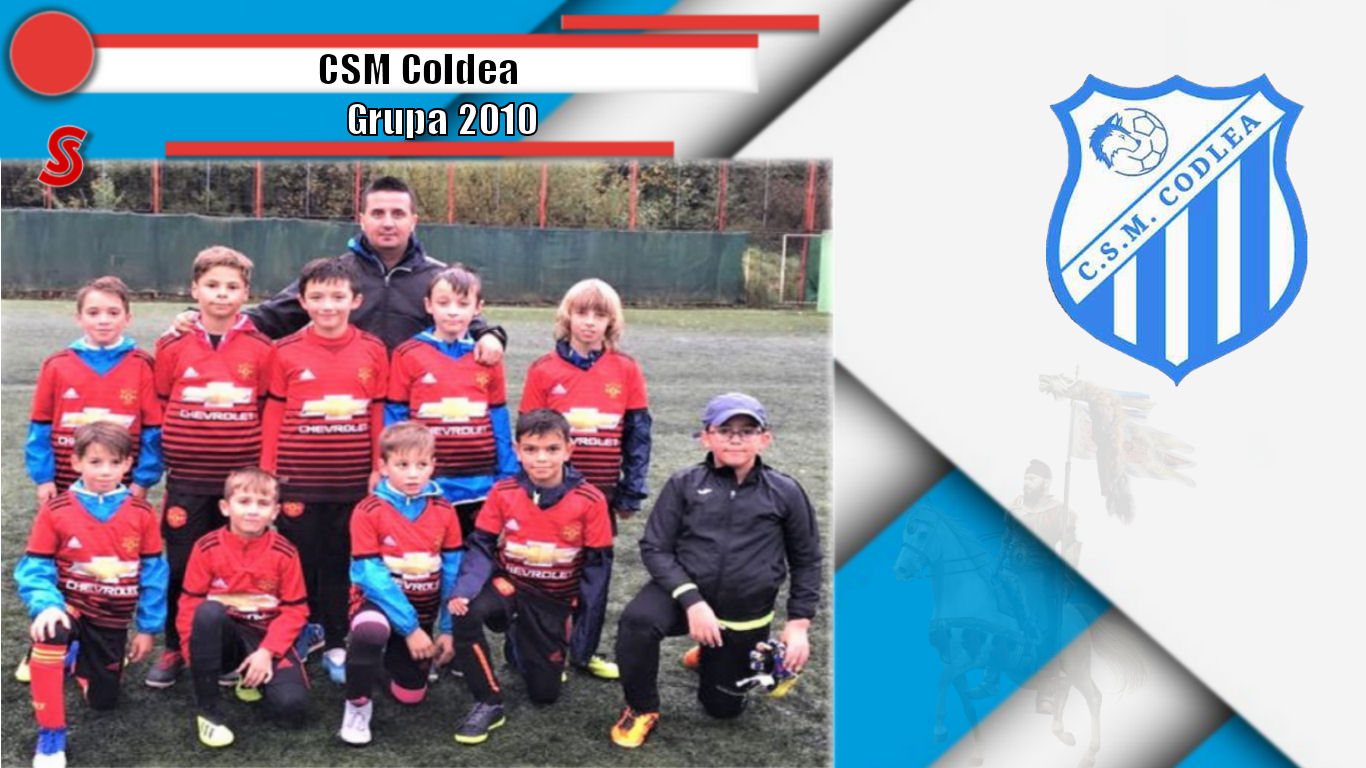 Cronicile Sfinxului (44) – CSM Codlea, grupa 2010