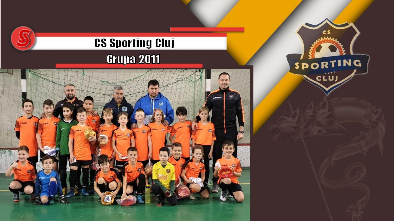 Cronicile Sfinxului (46) – Sporting Cluj, grupa 2011