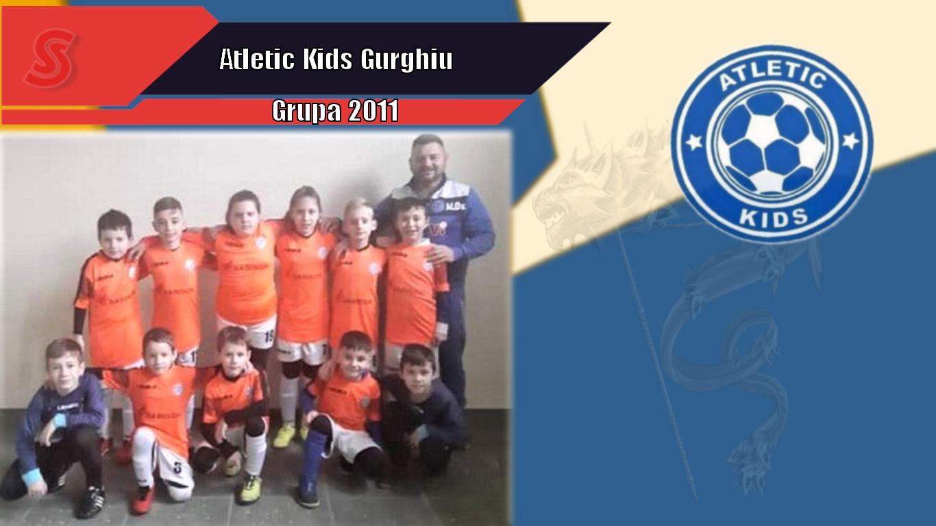 Cronicile Sfinxului (49) – Atletic Kids Gurghiu, grupa 2011