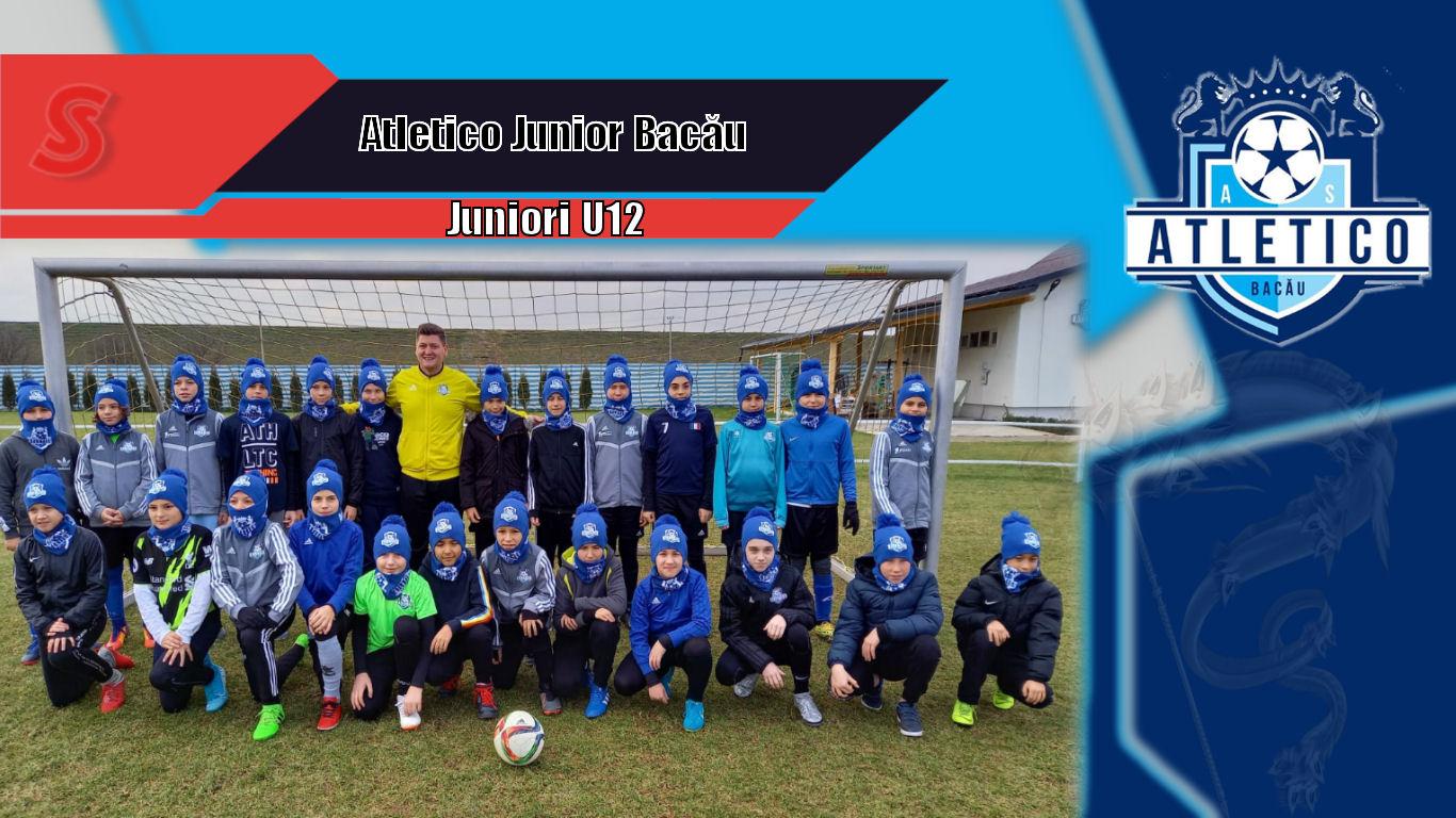 Cronicile Sfinxului (53) – Atletico Junior Bacău, Juniori U12